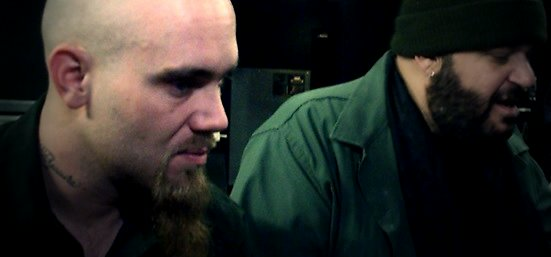 2014 Nick Oliveri und Chris Goss