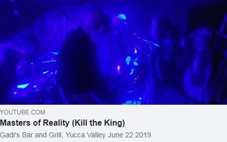 2019 Kill the King