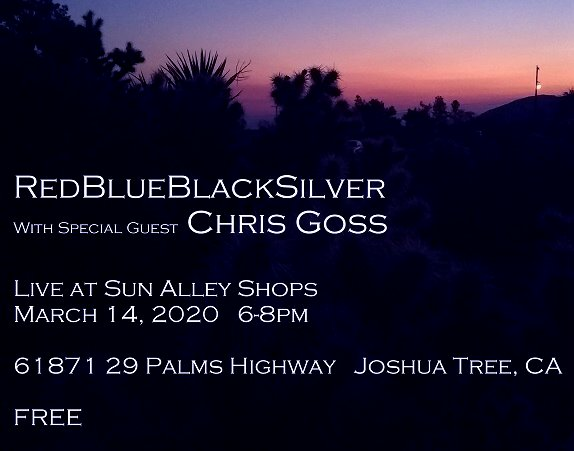 2020 Chris Goss 2020 Joshua Tree free1